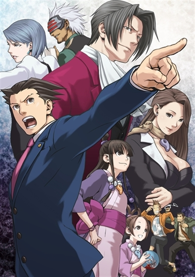 Picture of Ace Attorney - [HD]