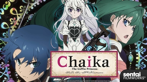 Picture of Chaika The Coffin Princess Season1 - [HD]