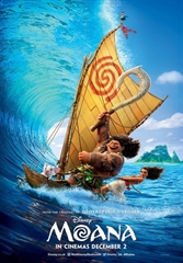 Picture of Moana  [2016] 3D and 2D