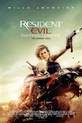 Picture of Resident Evil The Final Chapter [2016] 3D and 2D