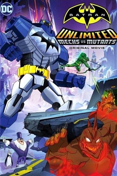 Picture of Batman Unlimited Mech vs Mutants  [2016]