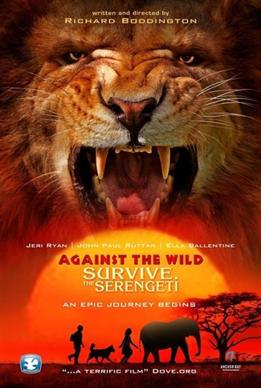 Picture of Against The Wild: Survive The Serengeti [2016]
