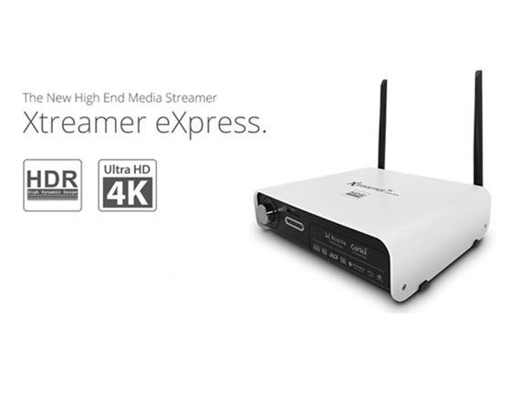Picture of xtreamer eXpress 4K - 3D