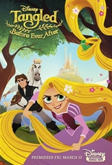 Picture of Tangled - Season 1 [BluRay]