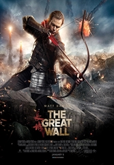 Picture of The Great Wall [2017] 3D and 2D