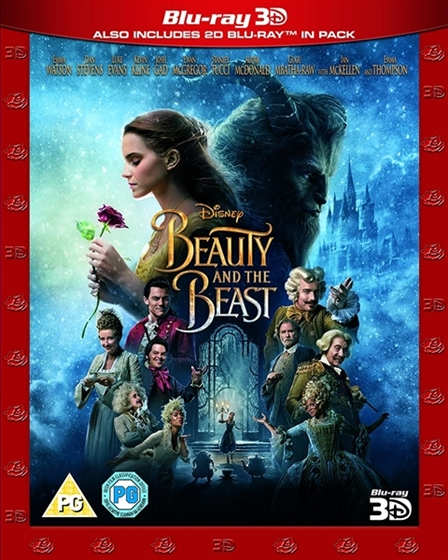 Picture of Beauty and the Beast  [2017] 3D and 2D