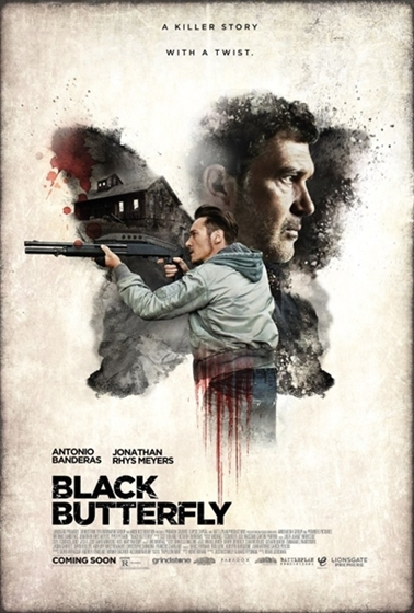 Picture of Black Butterfly [2017]
