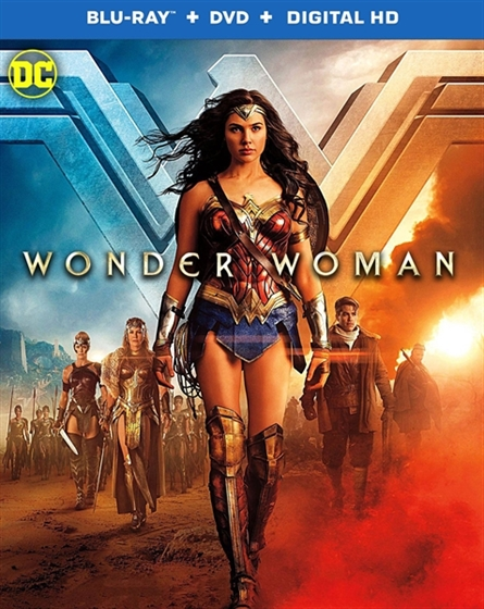 Picture of Wonder Woman [2017] 3D and 2D