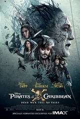 Picture of Pirates of the Caribbean Dead Men Tell No Tales - Part 5 [2017]