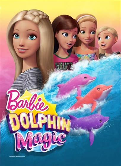 Picture of Barbie Dolphin Magic [2017]