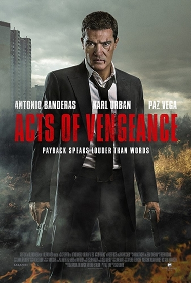 Picture of Acts of Vengeance [2017]