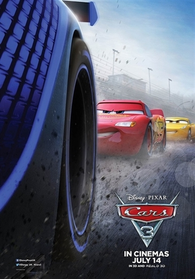 Picture of Cars 3 [2017] 3D and 2D
