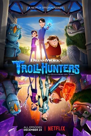 Picture of Trollhunters - Season 1 [BluRay]