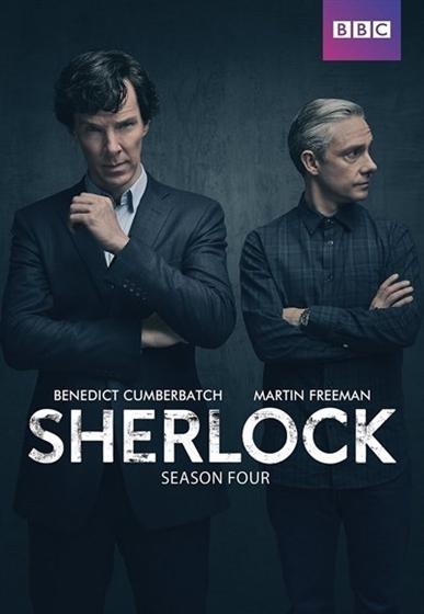 Picture of Sherlock - Season 4 [Bluray]