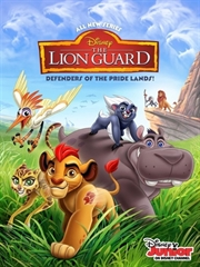 Picture of The Lion Guard  - Season 1 [BluRay]