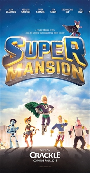 Picture of SuperMansion  - Season 1 [BluRay]