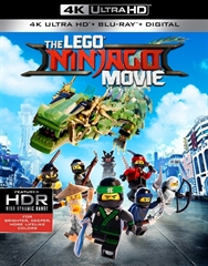 Picture of The LEGO Ninjago Movie [2017] 3D and 2D