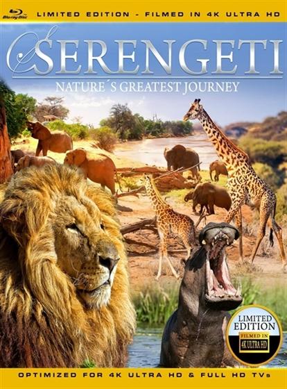 Picture of Serengeti Nature's Greatest Journey [Bluray]