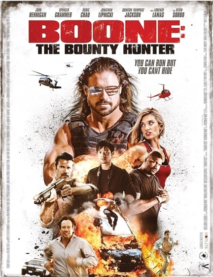 Picture of Boone The Bounty Hunter [2017]