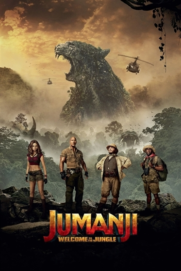 Picture of Jumanji Welcome To The Jungle  [2017]