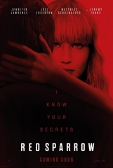 Picture of Red Sparrow [2018]