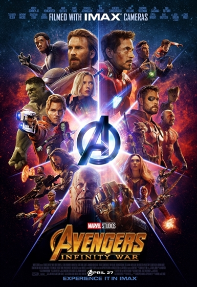 Picture of Avengers Infinity War - Part 3 [2018]