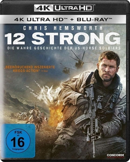 Picture of 12 Strong [2018] 4K Ultra HD