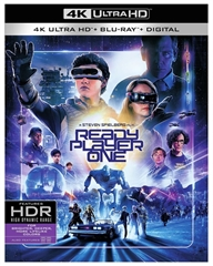 Picture of Ready Player One [2018] 4K Ultra HD