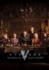 Picture of Vikings - Season 4 [Bluray]