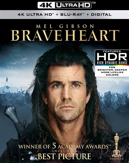 Picture of Braveheart [1995][Special Edition] 4K Ultra HD