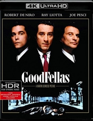 Picture of Goodfellas [1990][Special Edition] 4K Ultra HD