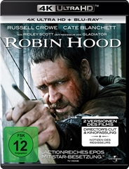 Picture of Robin Hood [2010][Special Edition] 4K Ultra HD