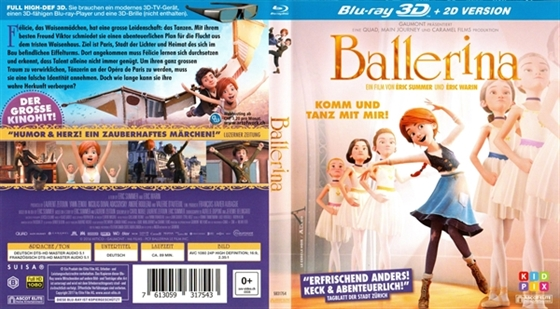 Picture of Ballerina [2016] 3D and 2D