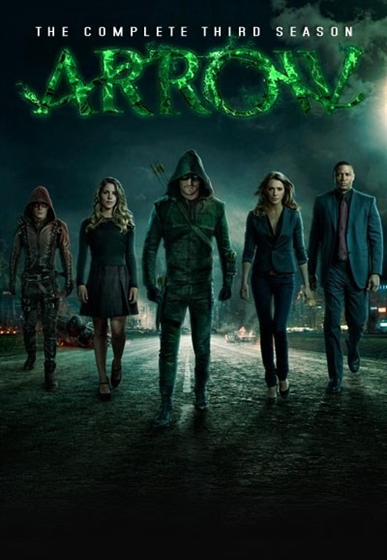 Picture of Arrow - Season 3 [Bluray]