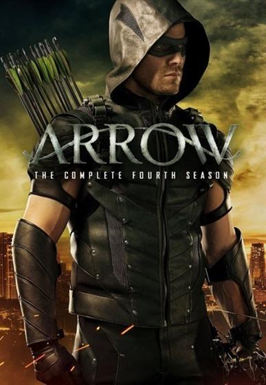 Picture of Arrow - Season 4 [Bluray]