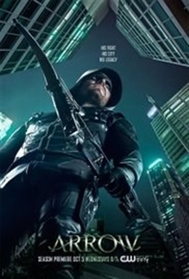 Picture of Arrow - Season 5 [Bluray]