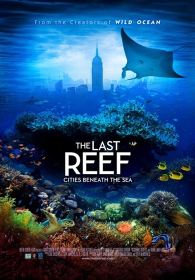 Picture of IMAX - The Last Reef Official 3D + 2D Original