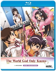Picture of The World God Only Knows Season 1 - [HD]