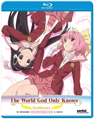 Picture of The World God Only Knows - Season 2 - [HD]