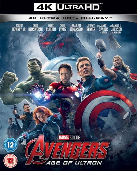 Picture of Avengers Age of Ultron [2015] 4K Ultra HD