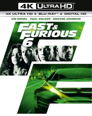 Picture of Fast and Furious 6 EXTENDED [2013] 4K Ultra HD