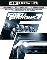 Picture of Furious 7 EXTENDED [2015] 4K Ultra HD