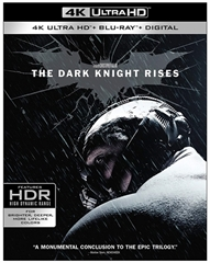 Picture of The Dark Knight Rises [2012] 4K Ultra HD