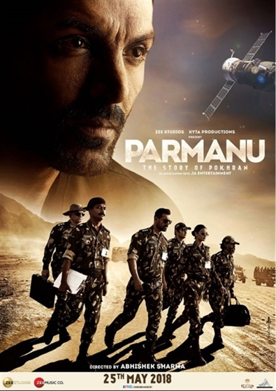 Picture of Parmanu: The Story of Pokhran [2018]
