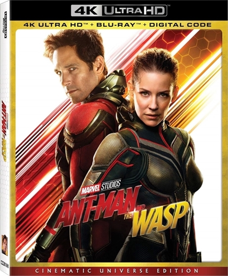 Picture of Ant-Man and the Wasp [2018] 4K Ultra HD