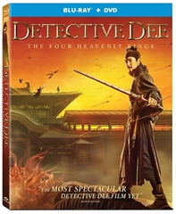 Picture of Detective Dee:The Four Heavenly Kings [2018] 3D and 2D