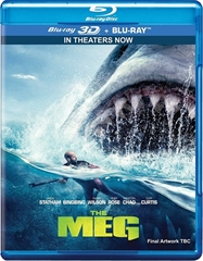 Picture of The Meg [2018] 3D and 2D