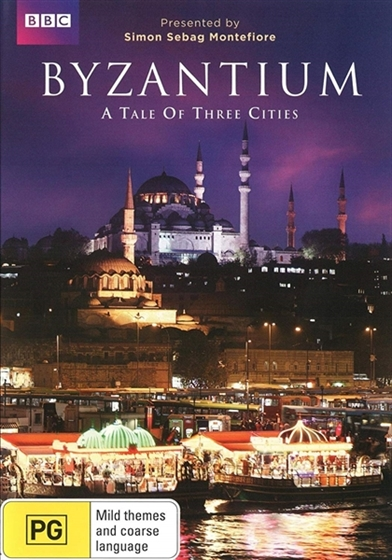 Picture of Byzantium A Tale of Three Cities [Bluray]