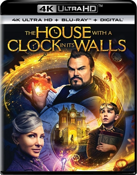 Picture of The House With A Clock In Its Walls [2018] 4K Ultra HD