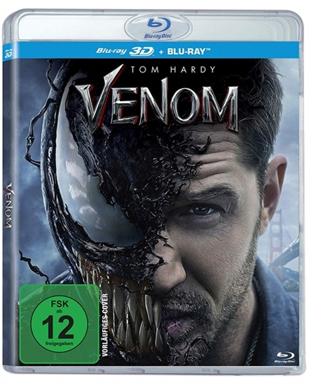 Picture of Venom [2018] 3D and 2D